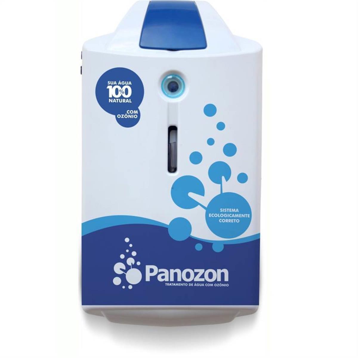 Sistema de Tratamento Ozônio Panozon P+35