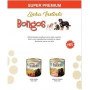 Alimento Úmido - Pate Bongos Instinto Super Premium 200g