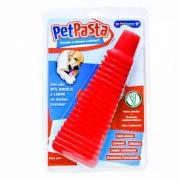 Brinquedo Mordedor Pet Pasta Pet Games Pequena Vermelha