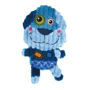 Cachorro Azul Pelúcia Kong Romperz Dog Grande