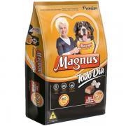 Ração Magnus Premium Adulto Todo Dia Carne 25 Kg