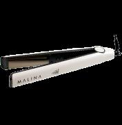 Chapinha Prancha Profissional de Titanium 455 Graus Malina Elite Pro Branca