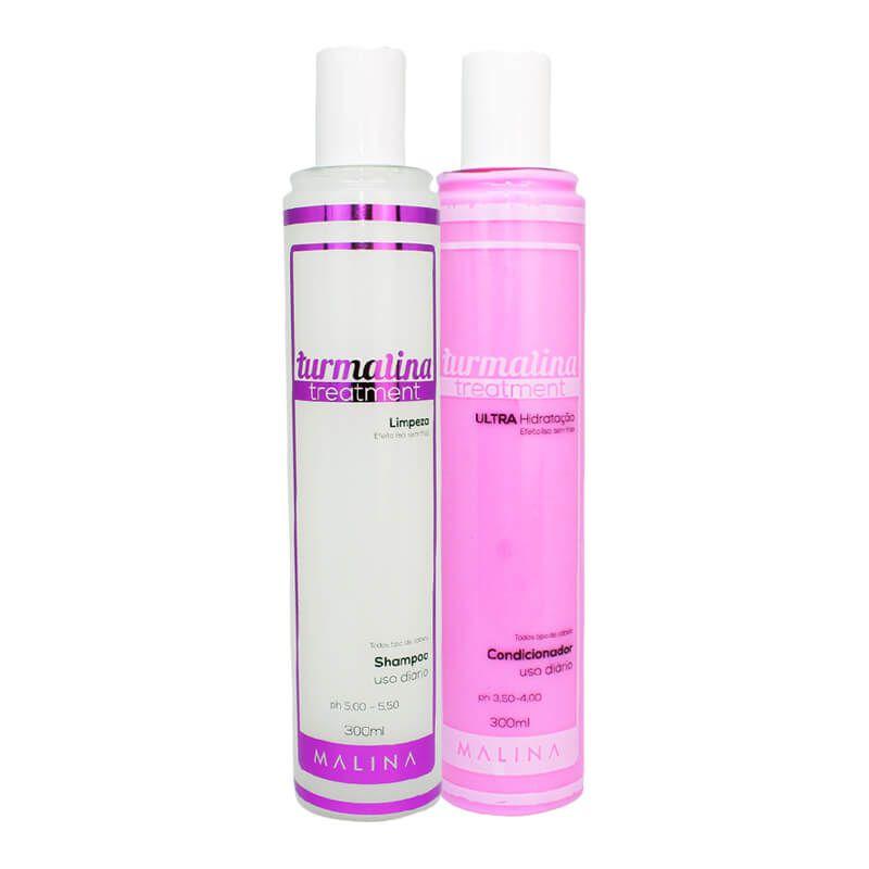 KIT Shampoo e Condicionador Turmalina Treatment