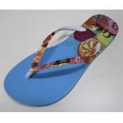 CHINELO COCA COLA SUMMER FRUIT AZUL CC3071