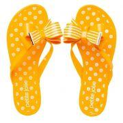 Chinelo Petite Jolie Lucky Infantil Amarelo PJ4952