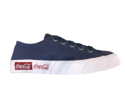 TÊNIS COCA COLA BLEND CANVAS OCEAN CC1687