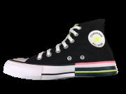 Tênis Converse All Star Bota Chuck Taylor Preto CT14310001