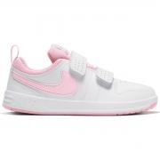 Tênis Infantil Nike Pico 5 PSV - Rosa Claro