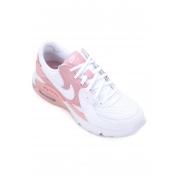 Tênis Nike Air Max Excee Feminino - Rosa+Branco