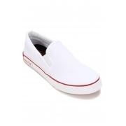 Tênis Slip On Coca Cola Shoes Iate Blend CC1781 Branco