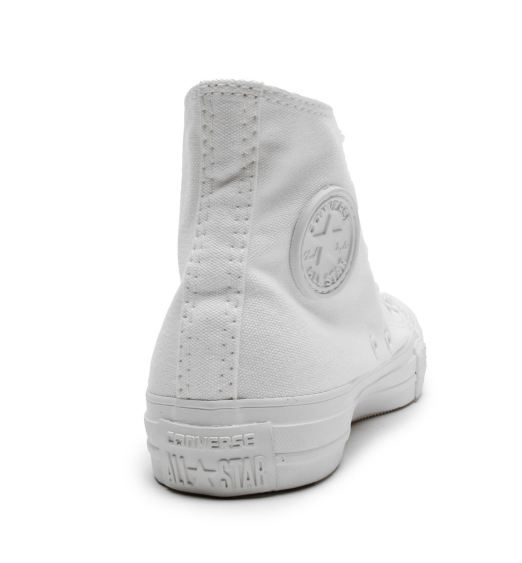 ALL STAR CONVERSE CANO ALTO BOTA TODO BRANCO CT04470001