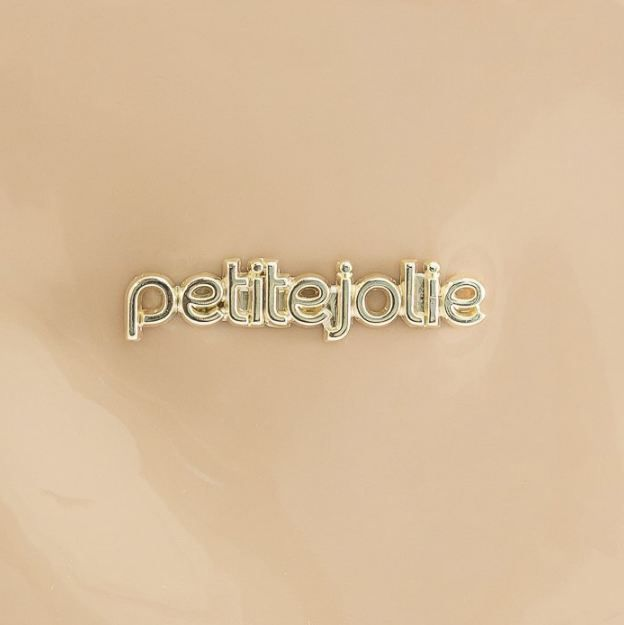 Bolsa Beverly Petite Jolie Nude PJ4498