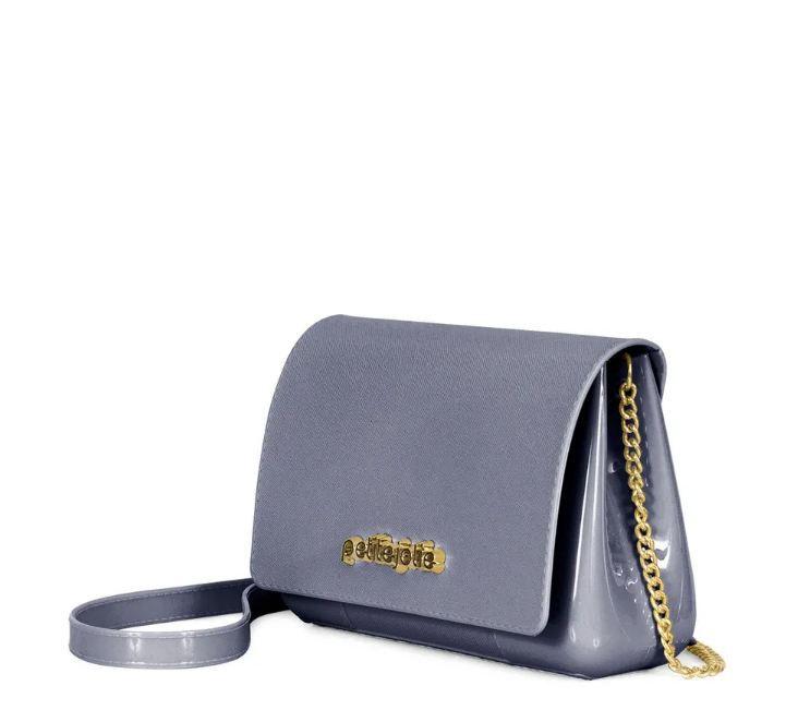 Bolsa One Petite Jolie Azul Acinzentado PJ3528