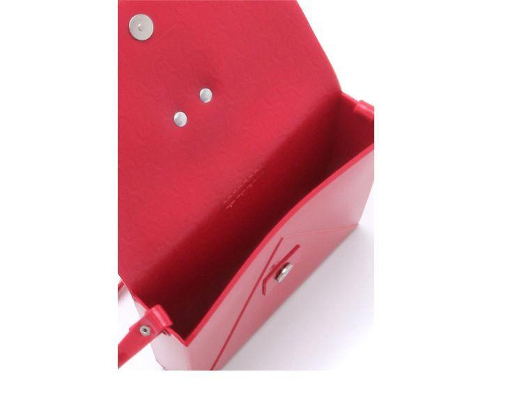 Bolsa Petite Jolie Hello Vermelha Pj3955