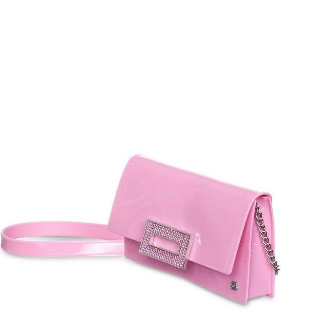 Bolsa Petite Jolie Long Wallet Rosa Claro PJ10021