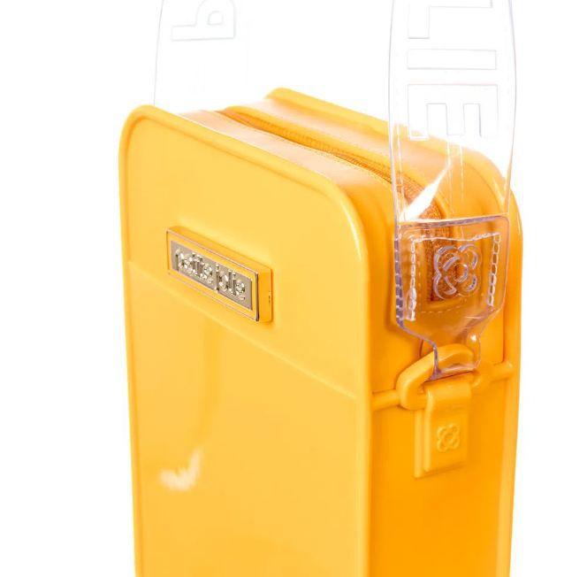 Bolsa Petite Jolie Tour Amarela PJ4726