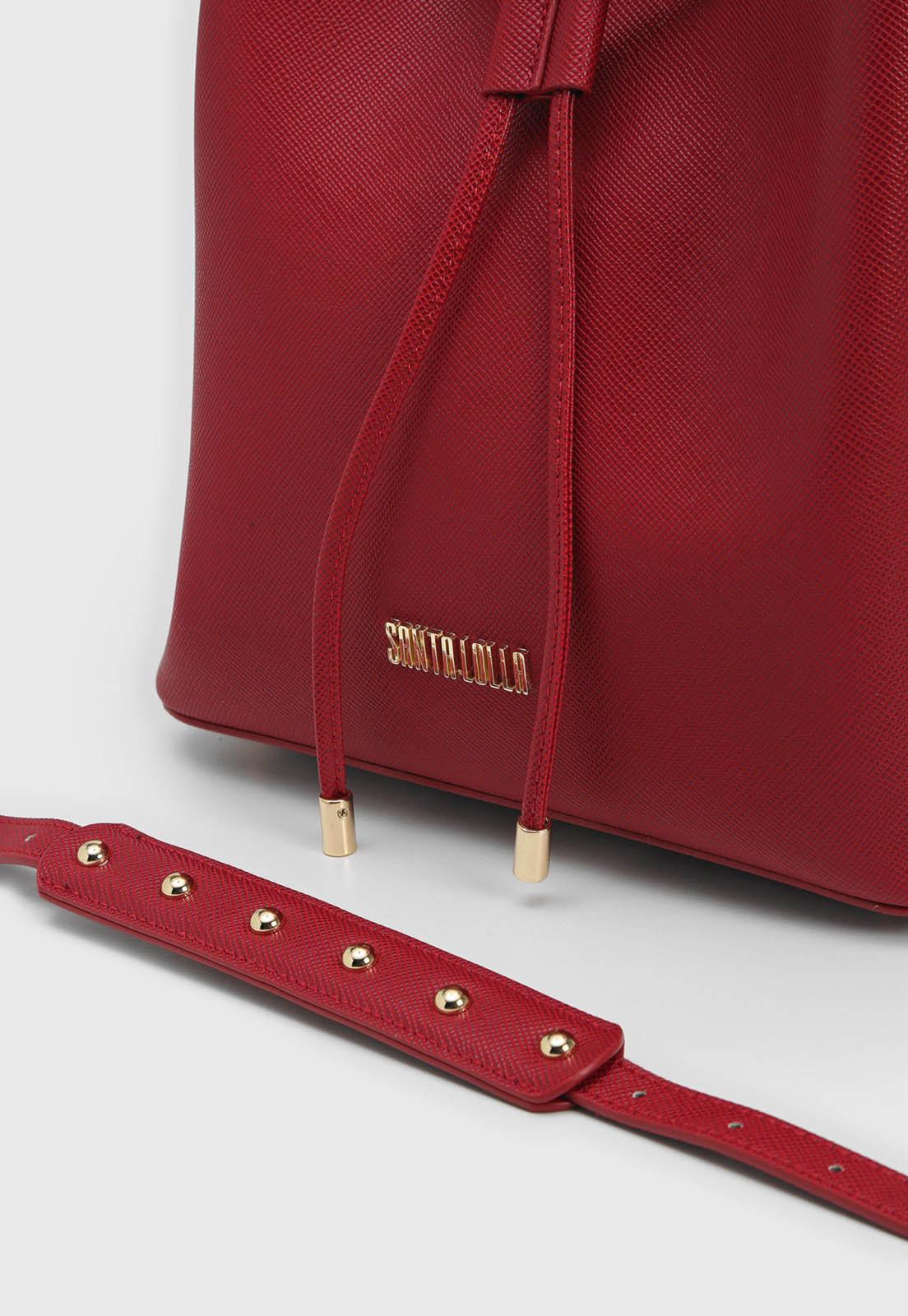 Bolsa Santa Lolla Saco Vermelha