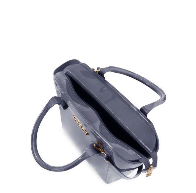 Bolsa Shape Petite Jolie Azul Acinzentado PJ3939