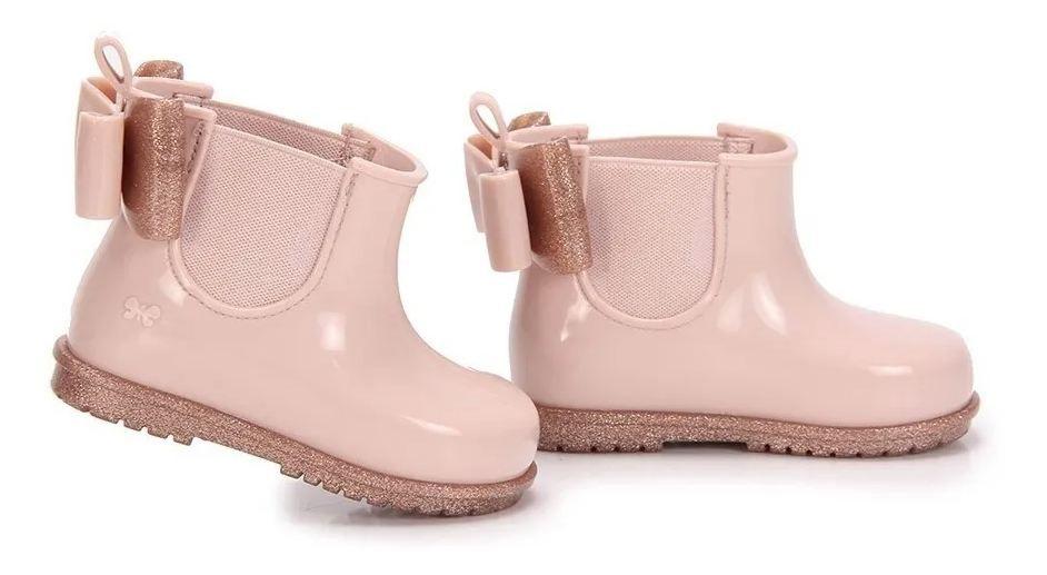 Bota Baby Zaxynina Boot - Nude