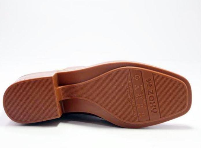 Bota Galocha Grendene Zaxy Close Caramelo C/ Velcro