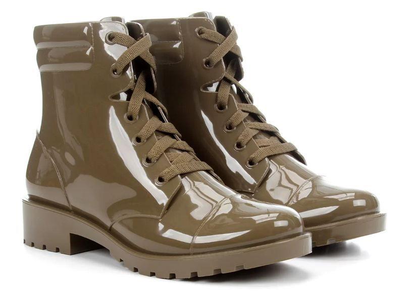 Bota Petite Jolie Iggy Militar PJ4995