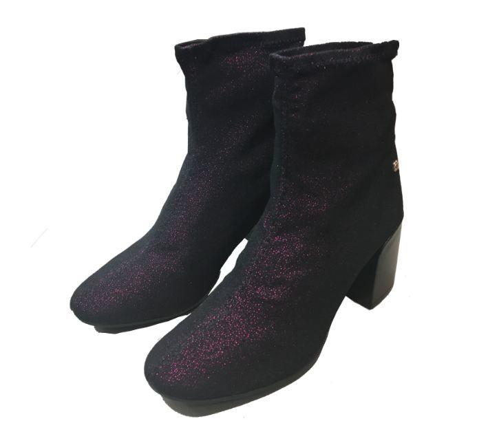 Bota Petite Jolie Sock Boot Pink PJ4913