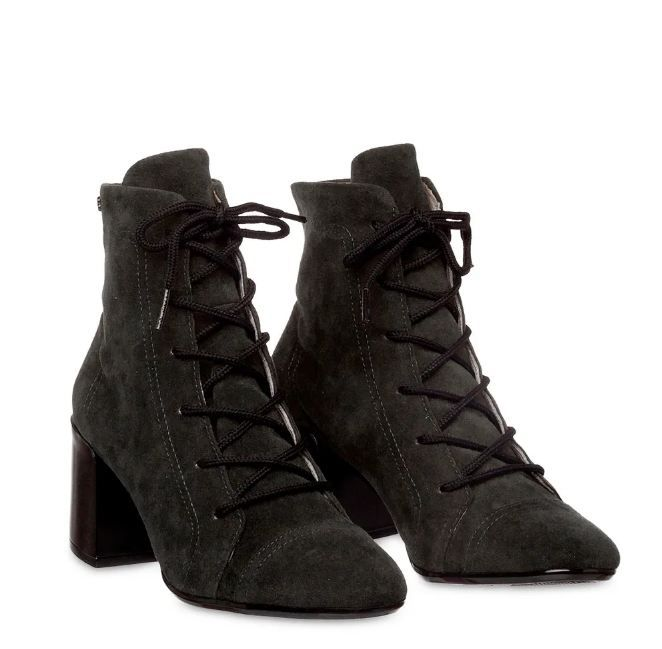 Bota Petite Jolie Sock Boot Preto PJ4981