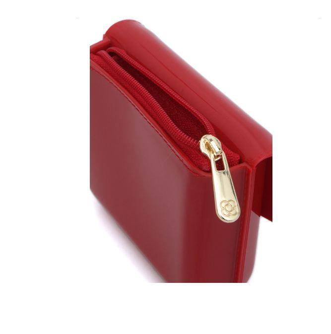 Carteira Petite Jolie Ruby Vermelha PJ4809