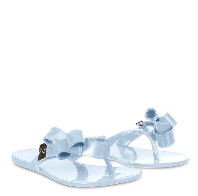Chinelo Infantil Lucky Petite Jolie Azul Claro PJ4421IN