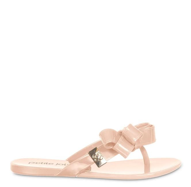 Chinelo Infantil Lucky Petite Jolie Nude PJ4421IN