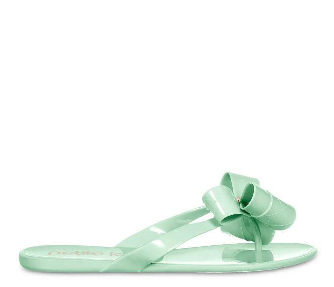 Chinelo Lucky Petite Jolie Verde Menta PJ4417