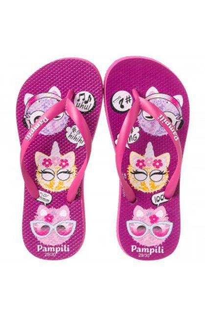 CHINELO PAMPILI DOTS LOVE PINK
