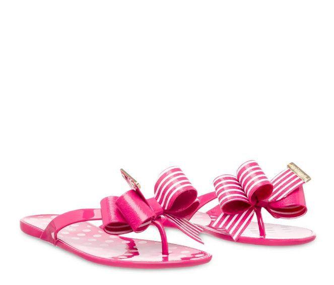 Chinelo Petite Jolie Lucky Pink PJ4952