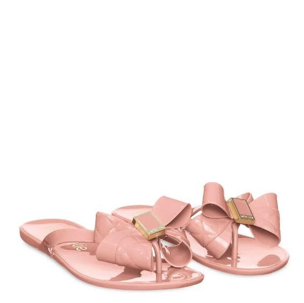 Chinelo Petite Jolie Lucky Rosê PJ6000