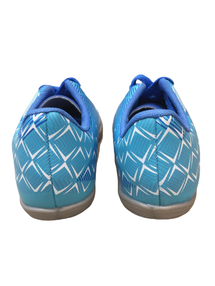 Chuteira Molekinho Futsal Indoor Infantil - Azul