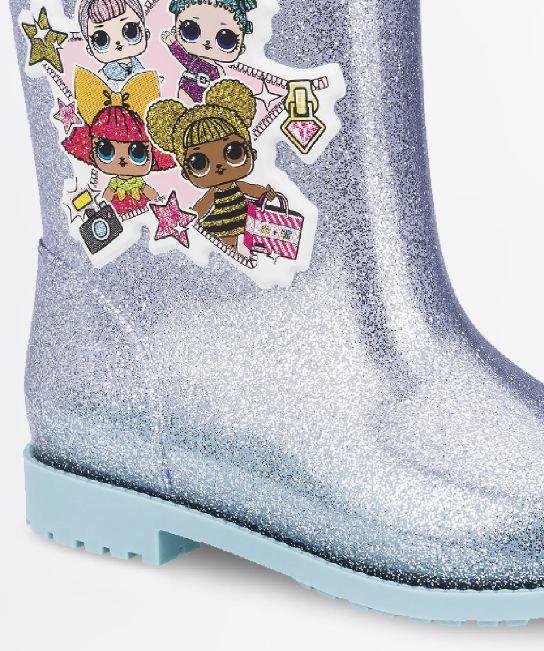 Galocha Infantil Lol Glitter Grendene Kids