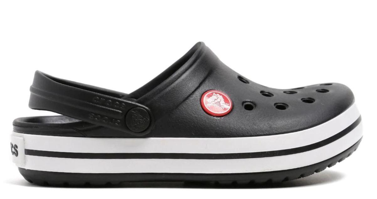 Sandália Crocs Crocband Preto Original
