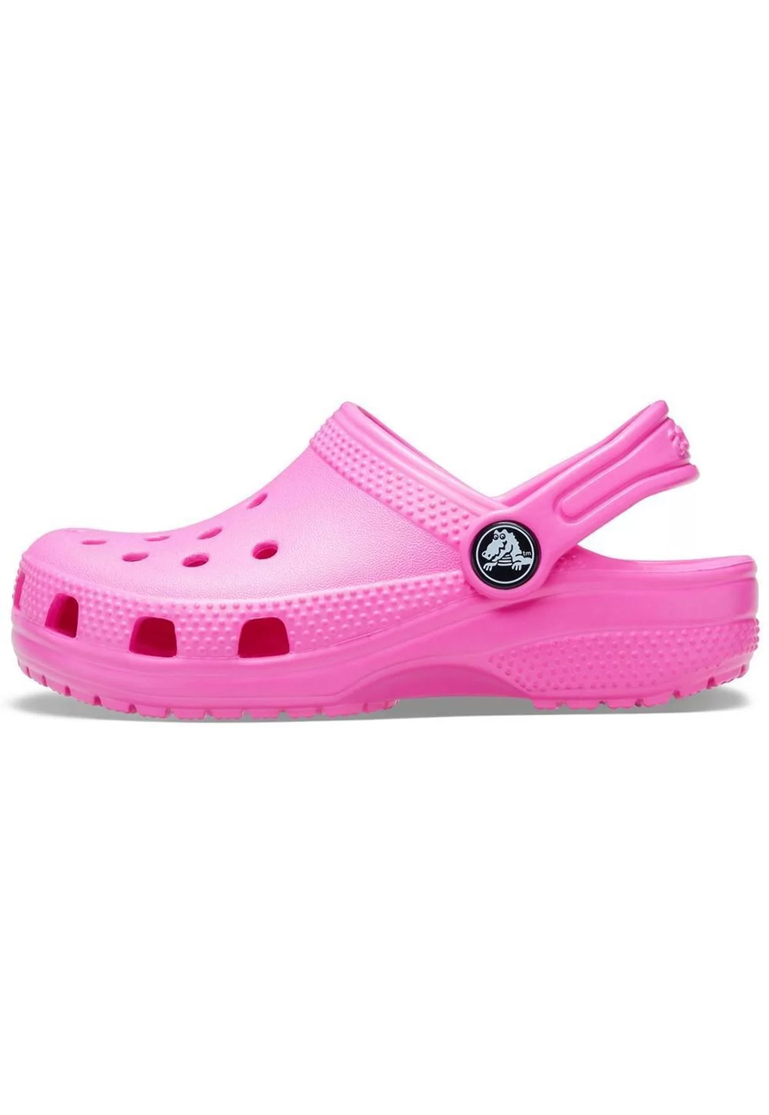 Sandália Crocs Classic Clog Eletric Pink
