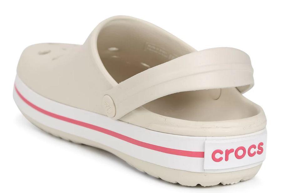 Sandália Crocs Crocband™ Clog Bege