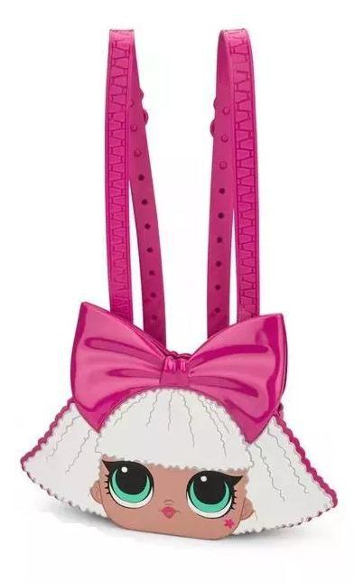 Sandália Infantil Lol Diva Bag Com Bolsa De Brinde - 22117