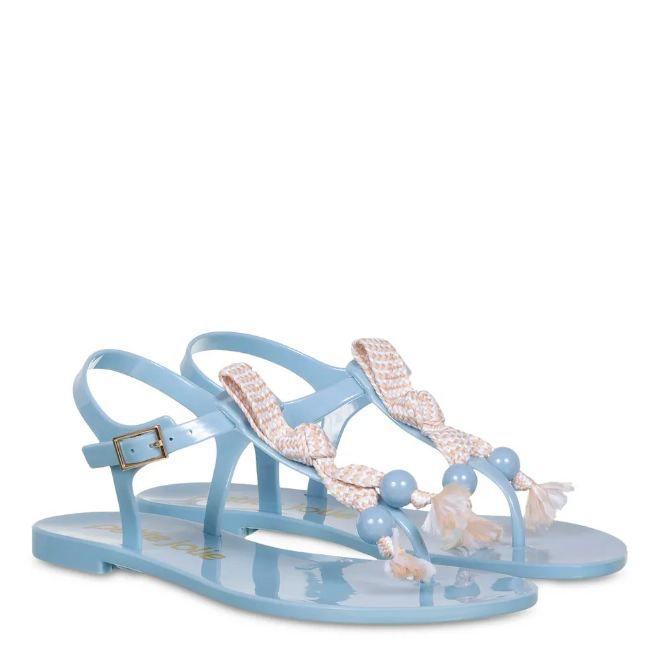 Sandália Noah Petite Jolie Azul Claro PJ4269