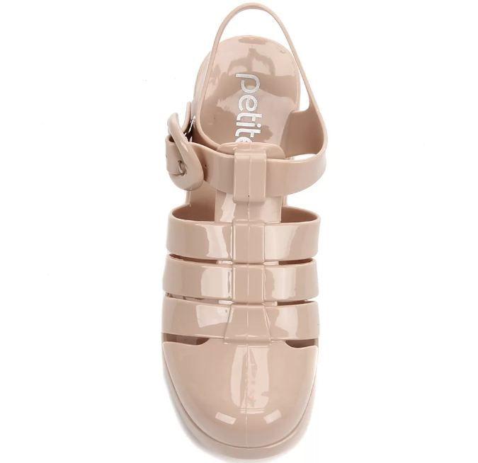 Sandália Petite Jolie Amora Nude PJ4835