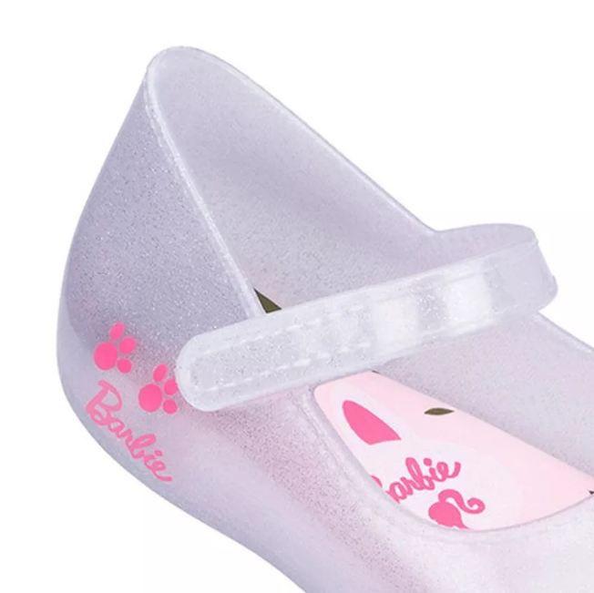 Sapatilha Infantil Glitter Barbie My Friends Coelho 22008