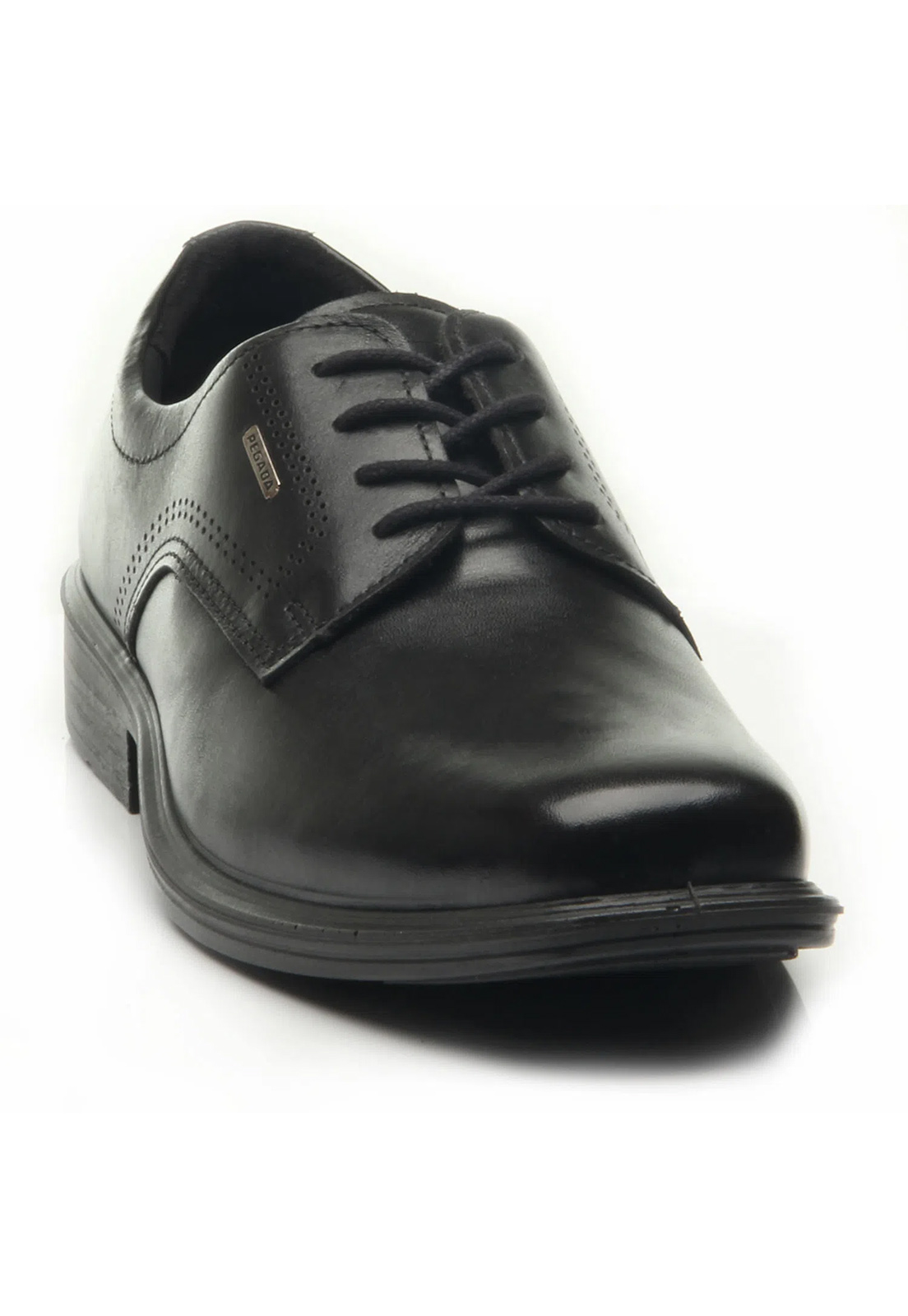 Sapato Couro Pegada Preto