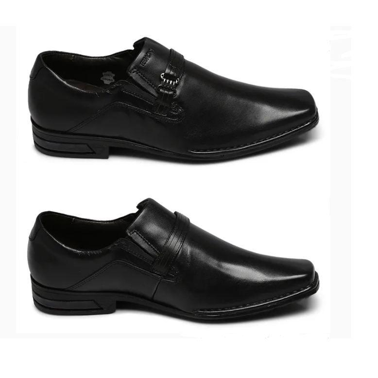 Sapato Ferracini Florenca Preto 4608-1288A