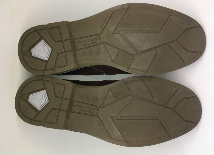 sapato PEGADA masculino marron-23904-06