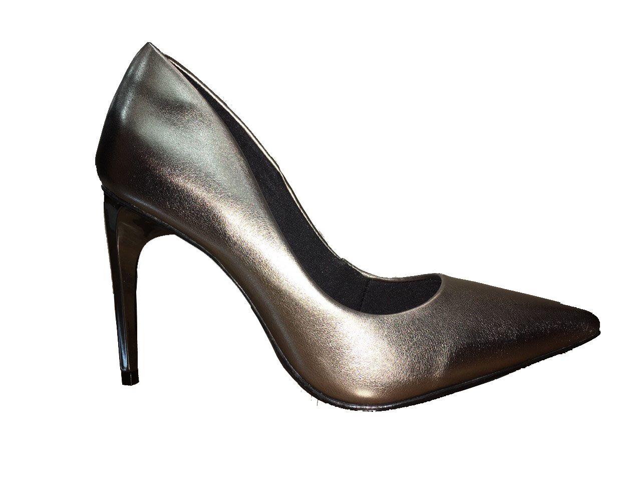 Sapato Scarpan Social Invoice Cinza