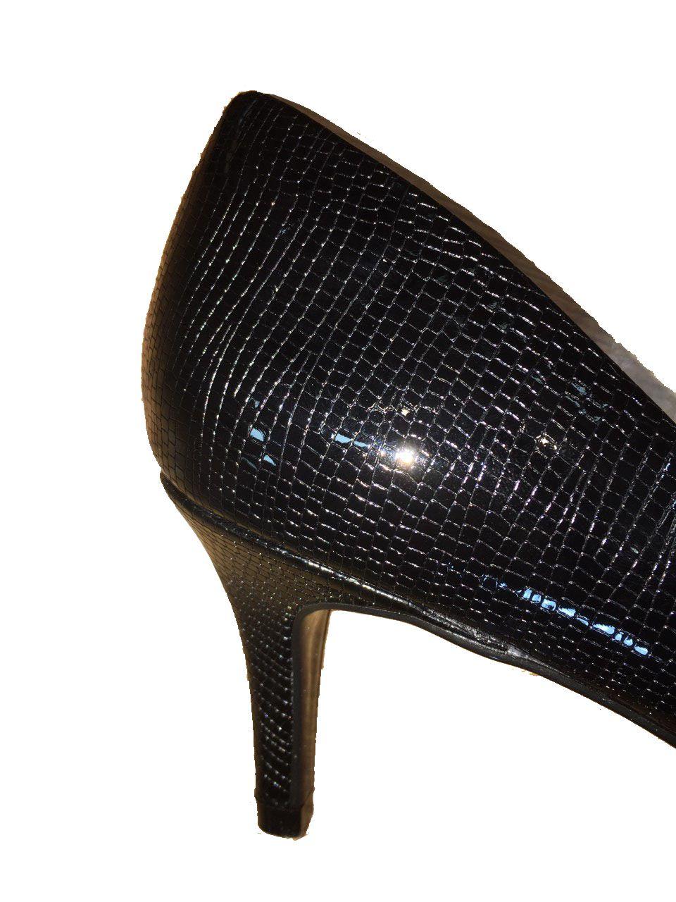Sapato Scarpan Social Invoice Preto