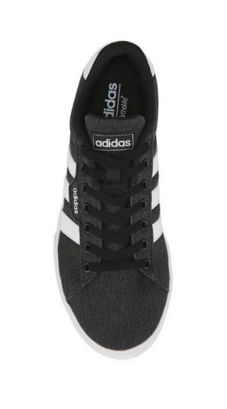 Tênis Adidas Daily 30 Cinza e Branco