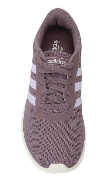 Tênis Adidas Lite Racer 2.0 Feminino - Roxo Lilas